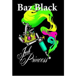 Ink Princess Paperback by Baz Black