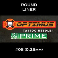 Optimus/Prime Round Liner 0.25mm (#08)
